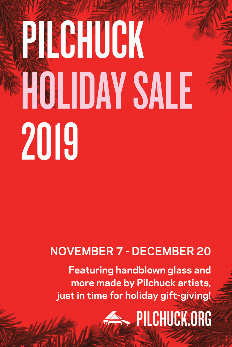 Pilchuck Holiday Sale